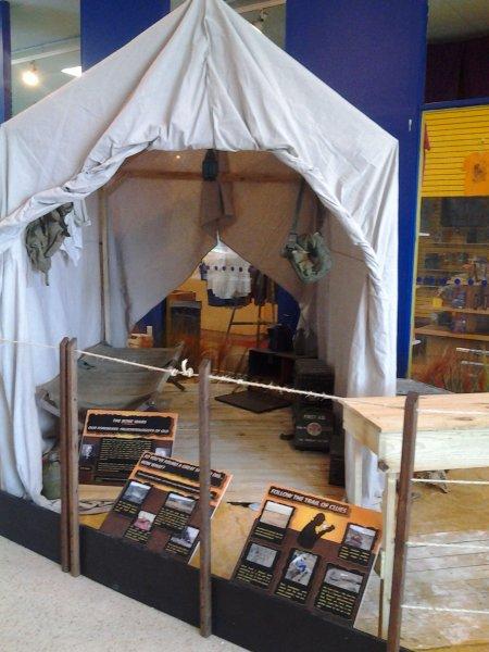 Campsite Tent