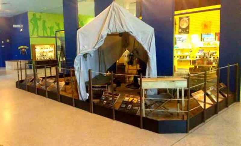 Paleontology Campsite