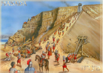 Gwyn Davies: Endgame: The Siege of Masada From The Roman Perspective