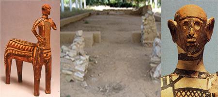 Irene Lemos: Out of the Dark: Lefkandi in Euboea 1200 BC