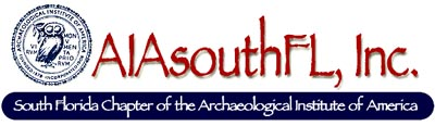 the South Florida Chapter of the Archaeological Institute of America