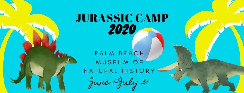 Jurassic Summer Camp 2020